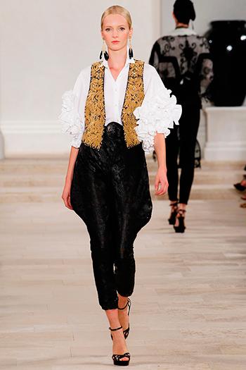 Стиль бароко в сучасній моді