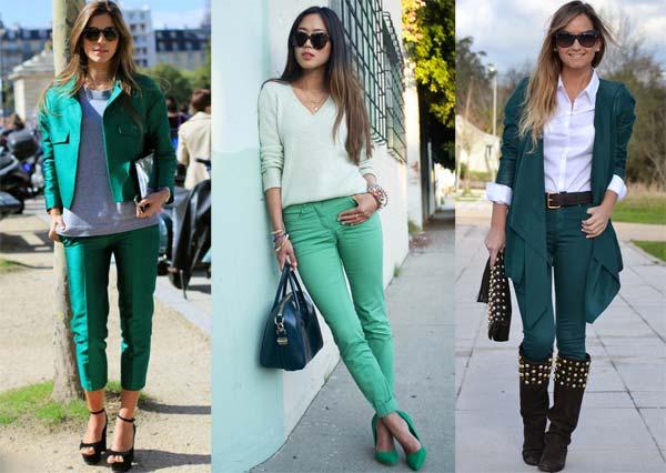 Вибираємо колір одягу згідно з вченням фен-шуй