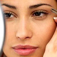 Як зробити брови красивими