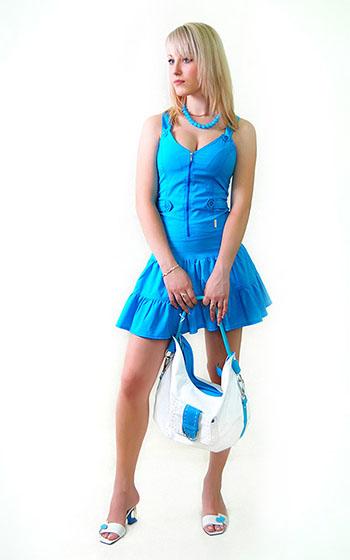 Модні сарафани 2013