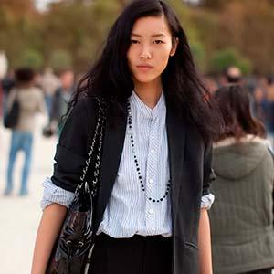 Як і з чим носити піджак у стилі boyfriend (фото) – Любов + Мода ... 941cc88036348