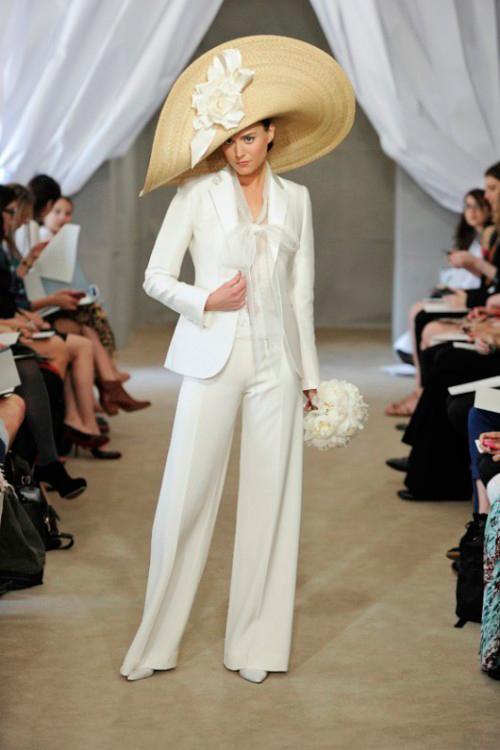 Весільні сукні 2013 від Carolina Herrera