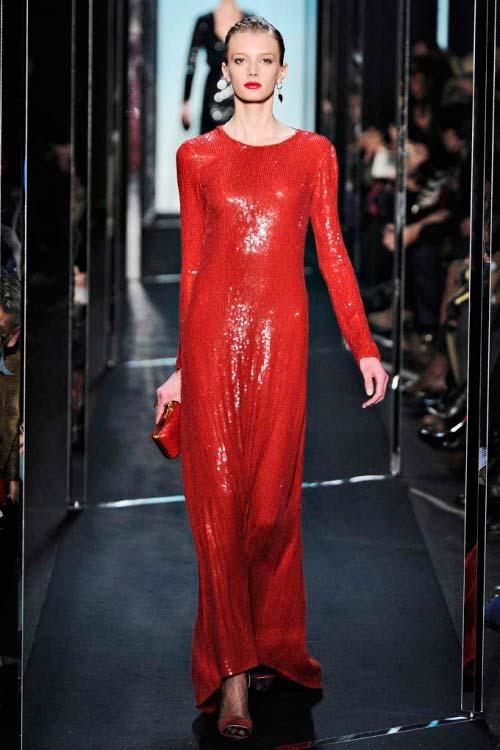 Блиск паєток в моді літо 2013