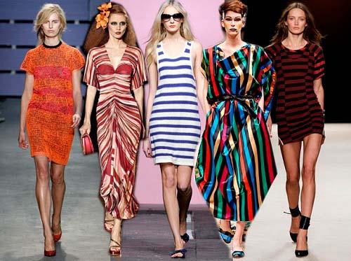 Яким буде модний літній одяг 2013