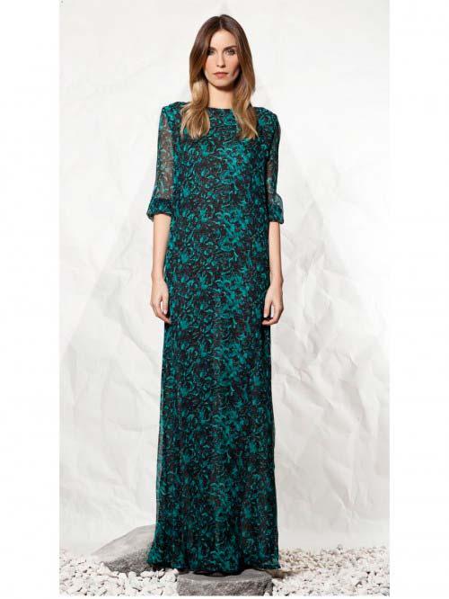 Жіночні і незвичайні сукні максі 2013 фото
