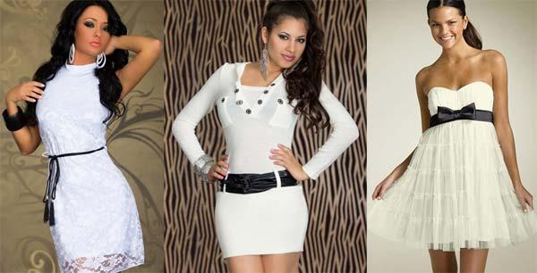 Як носити коротке біле плаття (фото) – Любов + Мода d6ddcf1dfe7d3