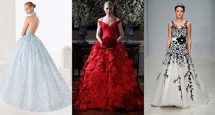 Весільні плаття 2013 фото