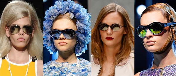 Модні окуляри 2013 (40 фото)