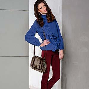 З чим носити джегінси (фото) – Любов + Мода d5104cfc600b5
