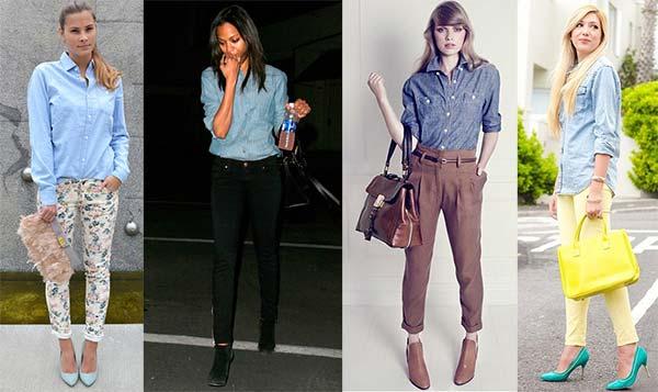 З чим носити джинсову сорочку (36 фото) – Любов + Мода b35d61b47921a