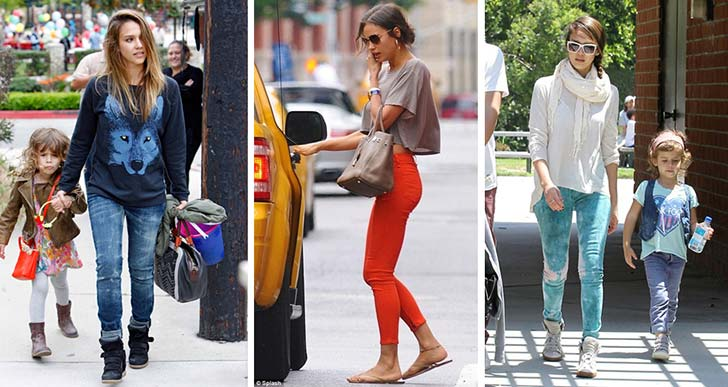 Як правильно носити високі кеди з джинсами?