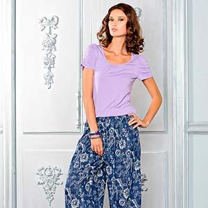 Широкі штани літо 2013 Штани міцно закріпилися у жіночому гардеробі. f6c7337d2fc8c