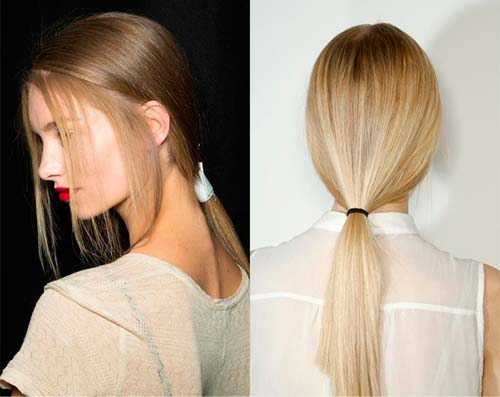 15 чудових зачісок для довгого волосся