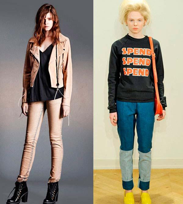 Модні джинси осінь-зима 2013-2014