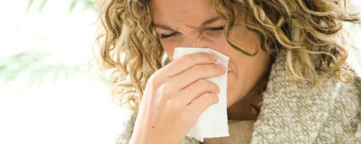 7 способів відрізнити грип від застуди