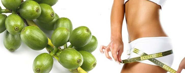 Зелена кава для схуднення