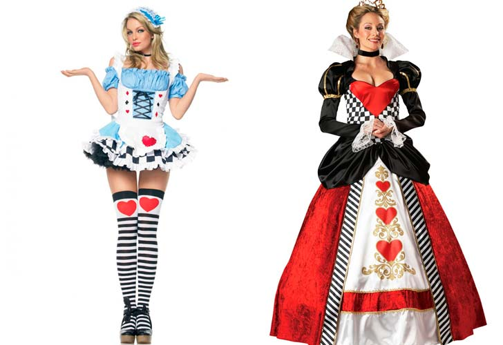 Костюми на Хеллоуїн для дівчат фото