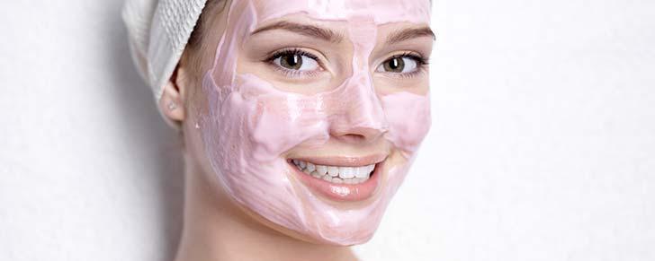Маски для обличчя: види масок і їх властивості