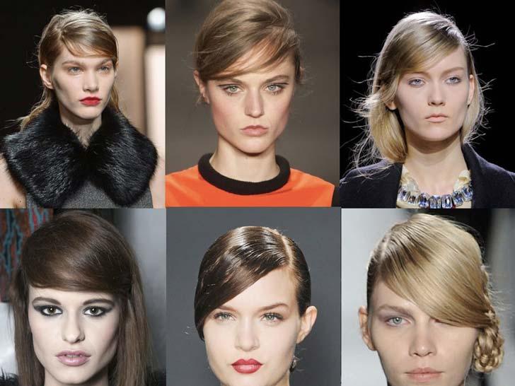 Модні зачіски осінь-зима 2013-2014