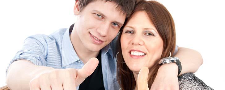 Як вам подружитися зі своїм сином - підлітком?