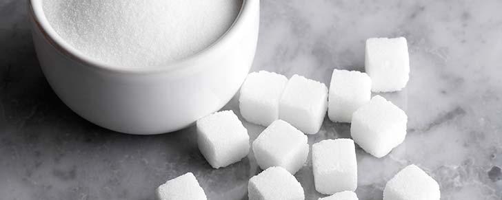 Як калорії цукру впливають на вагу?
