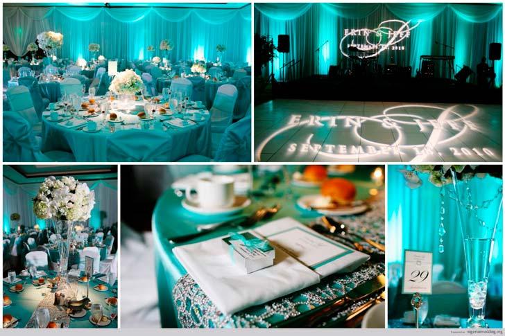 Сучасне оформлення весіль розкіш