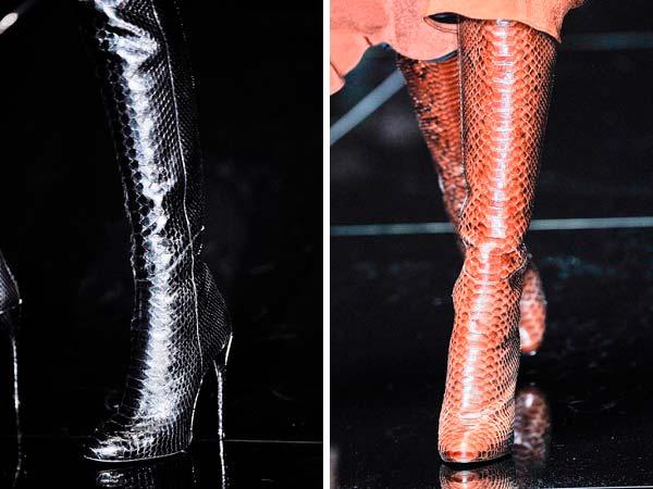Модні чоботи зима 2013-2014