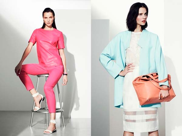 Нова колекція Marks & Spencer сезону 2014