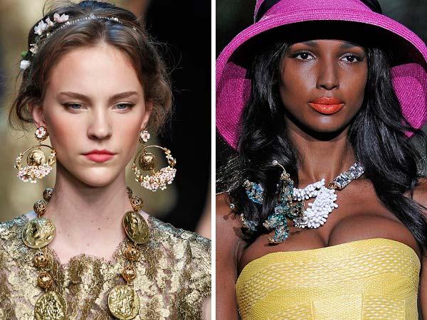 Модні аксесуари весна-літо 2014