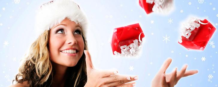 12 незвичних ідей подарунків дружині на Новий рік 2014