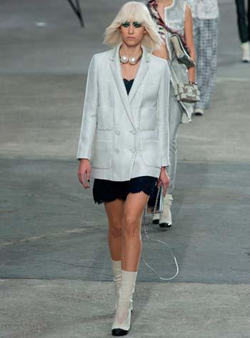 Колекція Chanel весна-літо 2014 фот