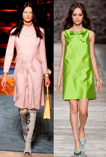 Модні сукні весна літо 2014 відео