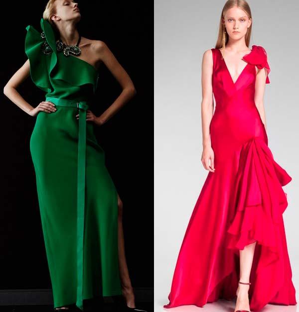 Модні сукні весна-літо 2014