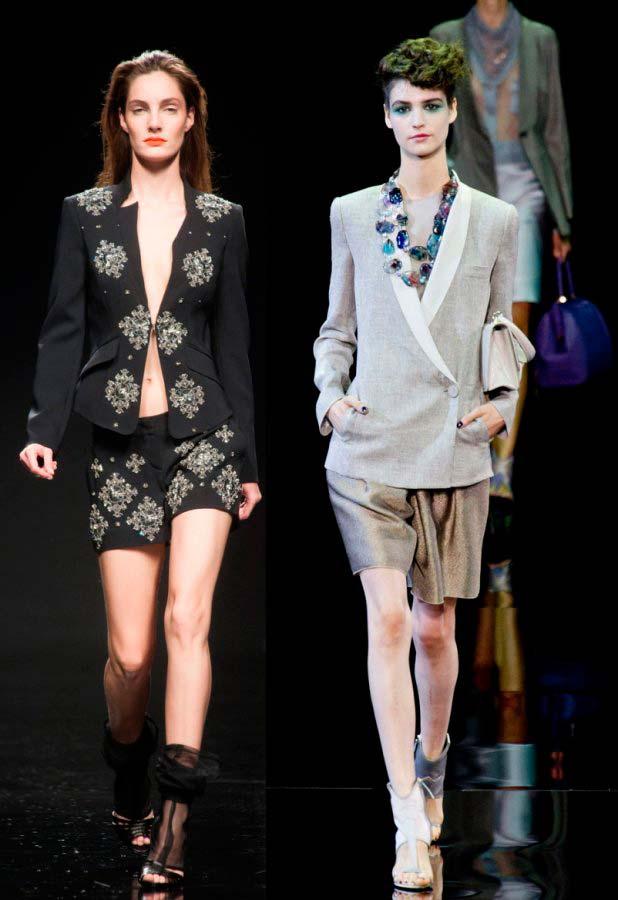 Модні жіночі костюми весна-літо 2014 – Любов + Мода 6725f9b69c3fd