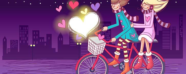 10 креативних ідей для святкування дня святого валентина
