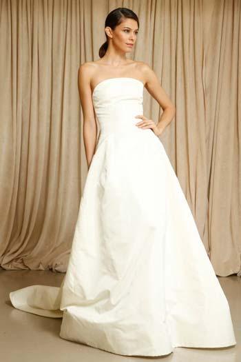 Весільні сукні Oscar de la Renta осінь-зима 2014-2015