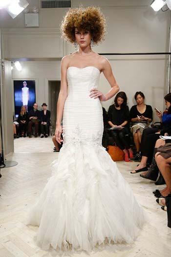 Badgley Mischka - весільні сукні 2014-2015