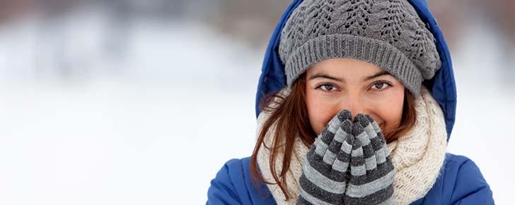 6 правил догляду за очима в зимовий період