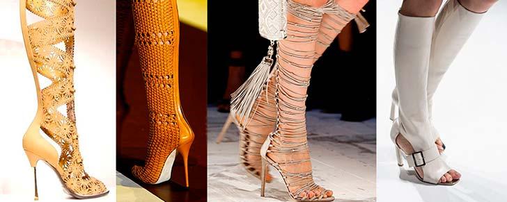 Літні жіночі чоботи 2014 – Любов + Мода b0a7dbe49512b