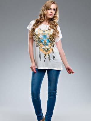 Модні футболки 2014