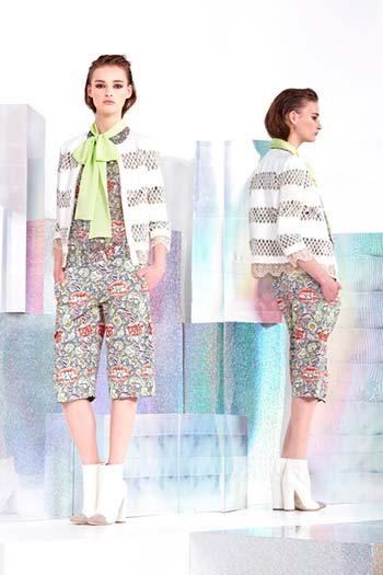 Модні образи весна-літо 2014