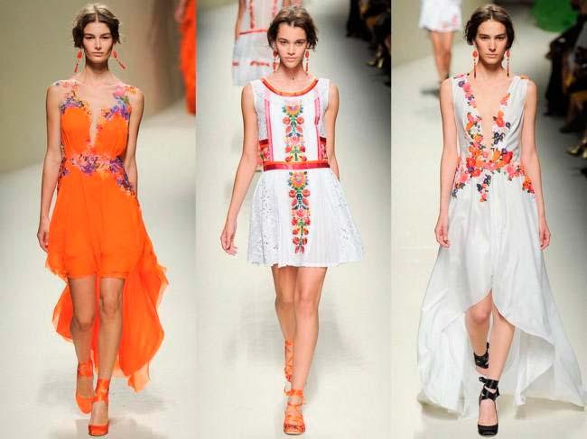f002f81813d8c4 Модні плаття весна-літо 2014 фото – Любов + Мода, біжутерія ...