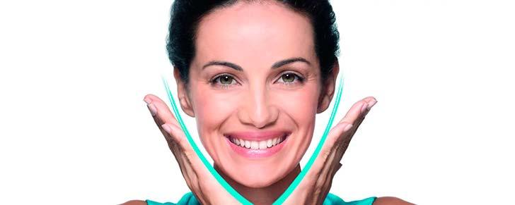Як підтягнути овал обличчя в домашніх умовах
