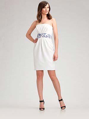 Модні випускні сукні 2014