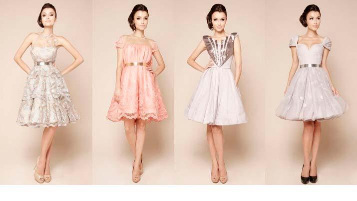 Плаття на випускний 2014