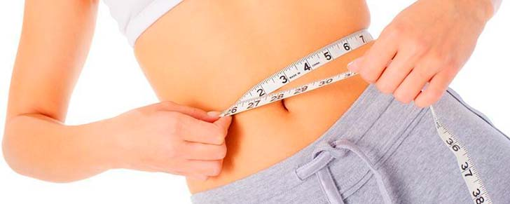 як забрати жир з живота