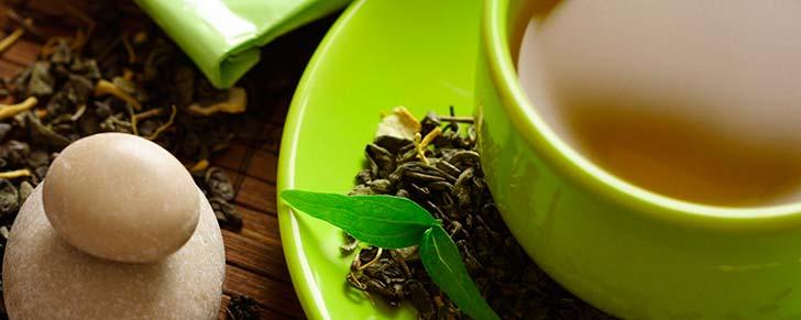 Зелений чай - універсальний спалювач жиру