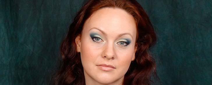 4D макіяж очей - тренд 2014 року