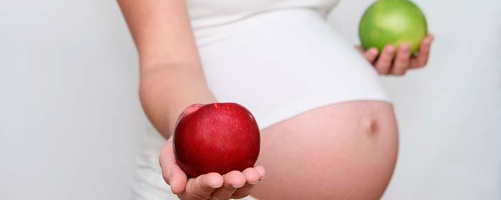 6 правил здорової дієти при плануванні вагітності