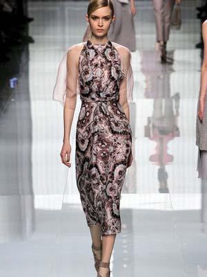Модні сукні 2014: тренди і фото